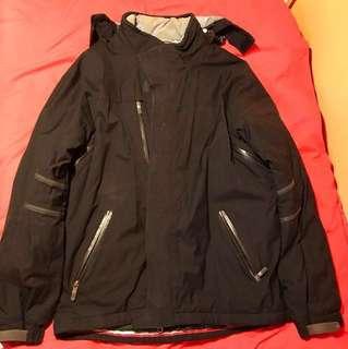 Fila Coat 超保暖褸 (滑雪隊用)