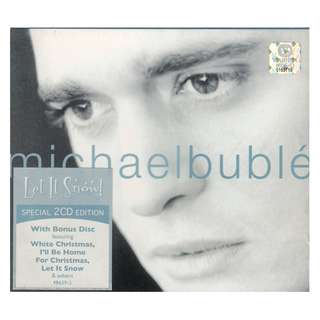 MIchael Buble: <Self Titled> 2 CDs (W/Slipcase)