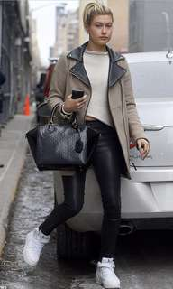 Mackage phylis coat in black
