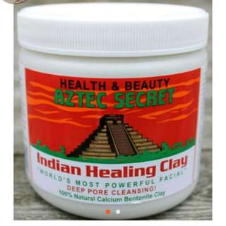 Aztec healing clay (pre order)