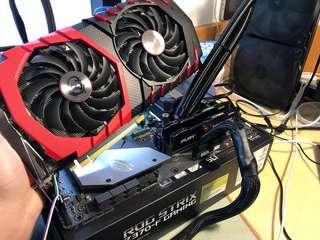MSI GTX 1060 GAMING VR X 6GB