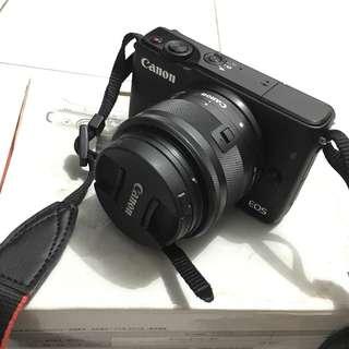 kamera eos m10