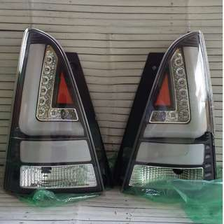 innova tail light 2004 to 2008
