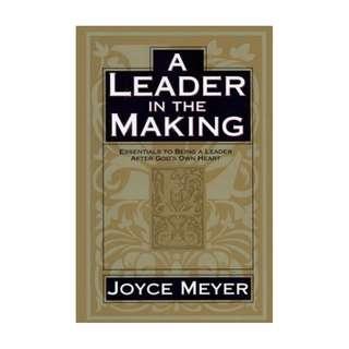 [eBook] A Leader in the Making - Joyce Meyer