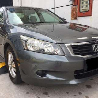 Honda Accord 2.0 SG
