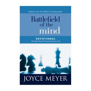 [eBook] Battlefield of the Mind Devotional - Joyce Meyer
