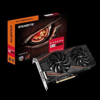 Gigabyte Radeon RX 570 Gaming 4GB GDDR5