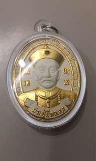 Thai Amulet God of Gambler Er Ge Feng , wealth boosting
