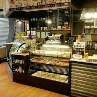Cafetribu coffee shop for franchise