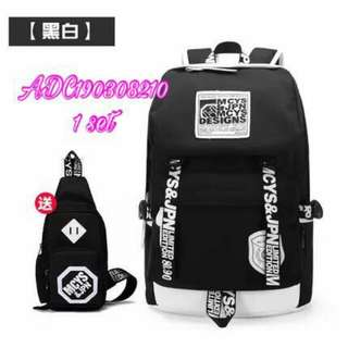 Backpack one set