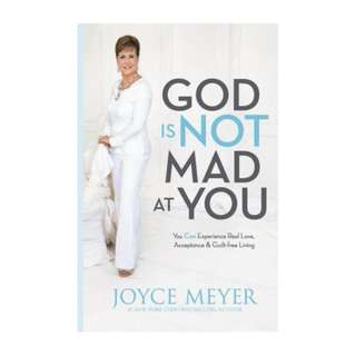 [eBook] God Is Not Mad at You - Joyce Meyer