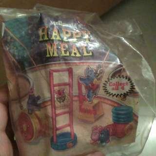 1994年McDonald's happy meal公仔
