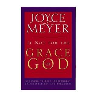 [eBook] If Not for the Grace of God - Joyce Meyer
