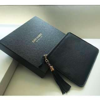 【John Hardy】Clutch Bag Black Handbag 黑色