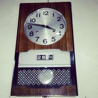 Antique SEIKO WALL CLOCK