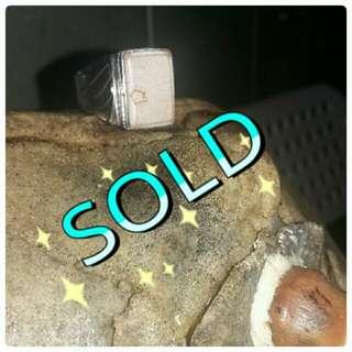 (SOLD)Lelong kayu kaboa(size 18=size8)