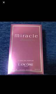 Authentic BNIB Lancome Miracle Blossom 100ML.