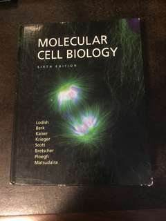 Cell biology textbook