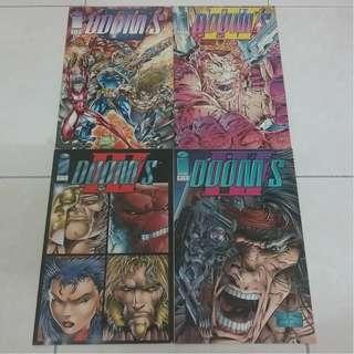 Doom's IV Complete Mini Series