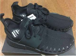Adidas NMD x Neighbourhood NBHD R1 Triple Black US9