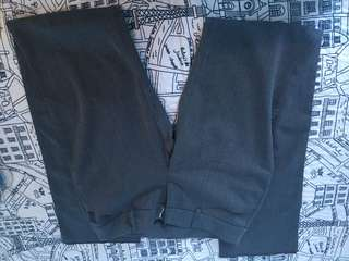Grey mc carthys school pants size 2