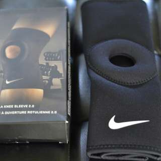 Nike PRO Combat Open Patella Knee Sleeve 2.0
