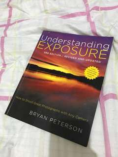 Photography Book Understanding Exposure