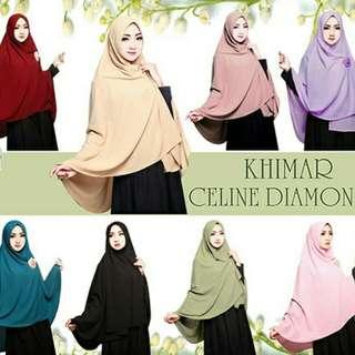 Khimar Celine Diamond
