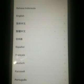 Iphone 6 plus 16 GB (turun harga)