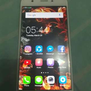Oppo A57 - Gold