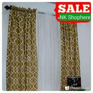 3 in 1 Curtain