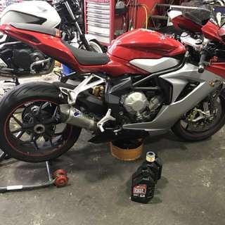 Mv agusta F3 used 675cc