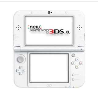 New Nintendo 3DS XL (White)
