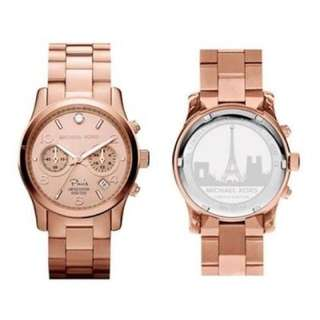 SALE! AUTHENTIC AND PAWNABLE MK WATCH Rosegold Runaway 5716