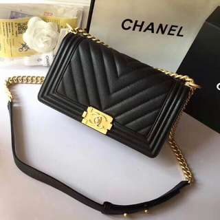 BRAND NEW BLACK CHANEL BAG