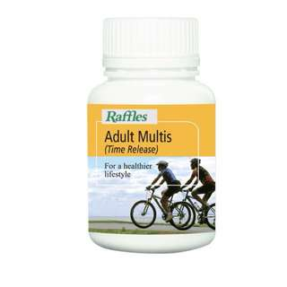 Raffles Dietary Supplement