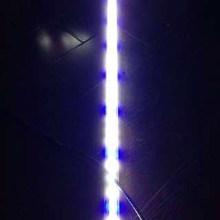 水族魚缸燈 長114 男白同超白潛水燈 60cm頂燈100 一支魚缸60Cm 250