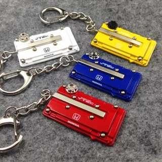 PREORDER Honda Vtec Turbo Keychain