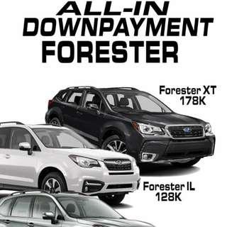 Subaru Forester Unit