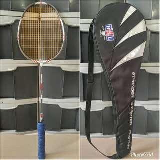 RSL Badminton Racket Millenium Heat 8160