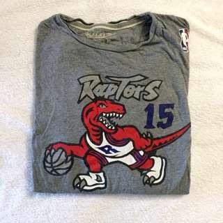 Vince Carter Raptors Tee