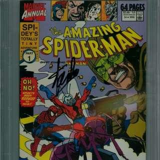 The Amazing Spider-Man comic