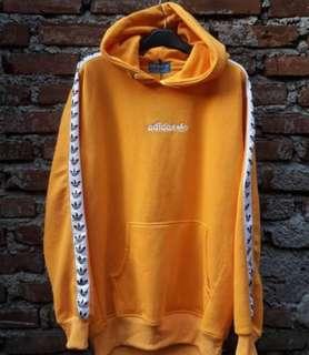 Hoodie Adidas Yellow