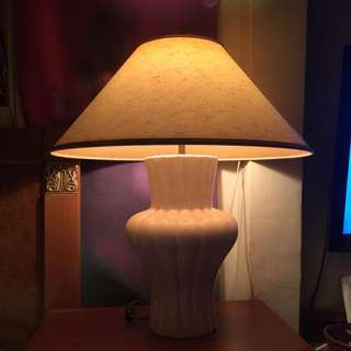 CHEAP‼️Hotel table lamp L size