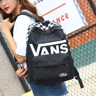 Vans Backpack (Vans 背包)