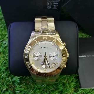 30 DAYS SALE!!! AUTHENTIC MARC JACOBS WATCH