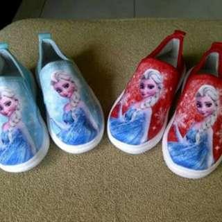 Sepatu flip fozen