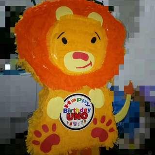 Lion Pinata