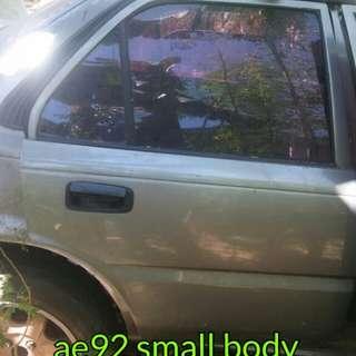 Corolla parts 09983008400
