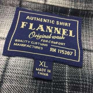 Uniqlo Original Flanel Polo